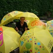 Sculpture Parapluies Handifférence