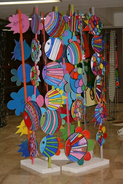 poissons acrobates- Hote de ville V d'Ascq