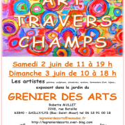arts travers champs