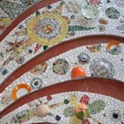 Fresque mosaïque